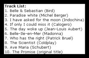 tracklistsx4