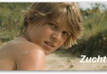 Zucht - A 12-year-old boy who is yet to feel the first trembles of love.