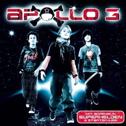 Apollo 3 CD cover