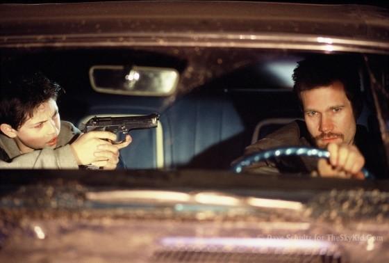 Jet Boy - Nathan finds a gun