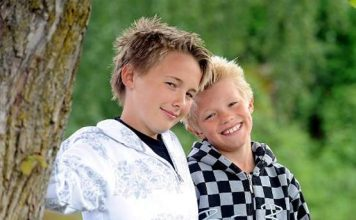 Duoen 2boys består av brødrene Sondre og Marcus fra Sandefjord