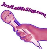 Just me singing