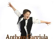 Anthony Gargiula: Amazingly Gifted Singing Super Star
