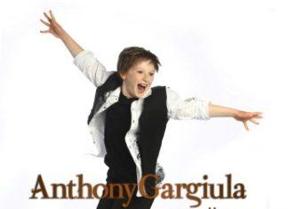 Anthony Gargiula: Amazingly Gifted Singing Super Star