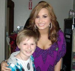 AnthonyGnDemi Lovato