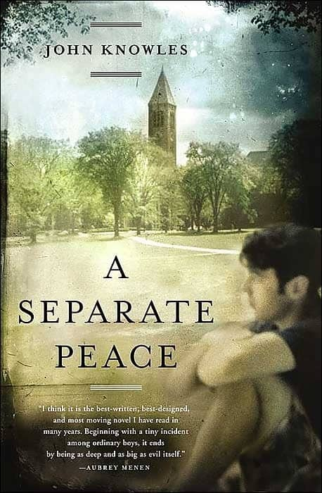 a separate peace coming of age A separate peace overview a separate peace retrospectively tells the coming of age story of two new england preparatory school boys.