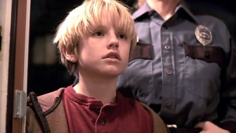 Nathan Gamble in Displaced