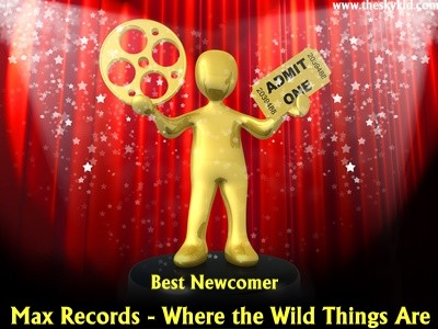 2nd Annual Coming of Age Movie Awards best newcomer