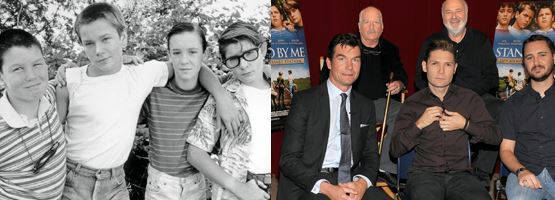 Stand by Me Cast Then and Now