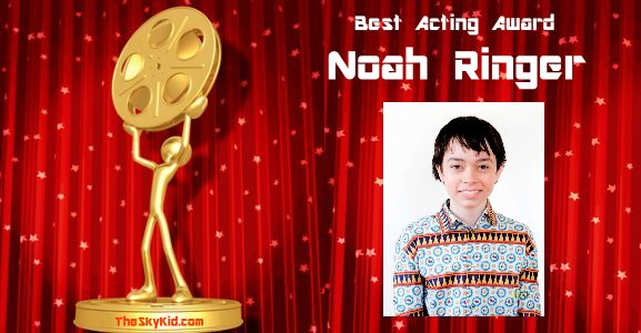 best acting award