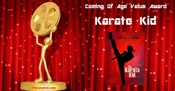 Coming of age Value Award