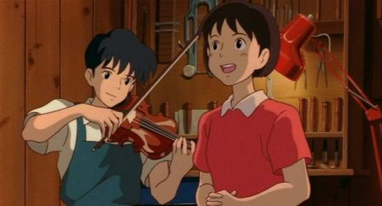 Whisper of the Heart [1995]