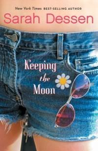 keepig the moon book cover