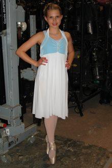 Claudia Lee young dancer