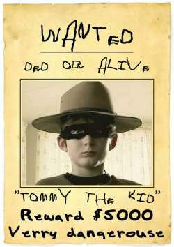 Tommy the kid short