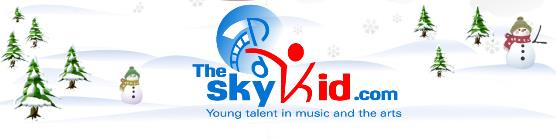 Merry Christmas TheSkyKidCom