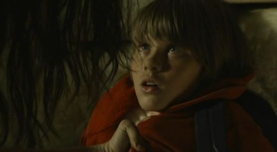Devin Brochu as T.J in the 2010 film Hesher