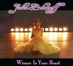 Julia Belanoff CD cover