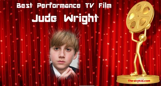 Best Performance TV film  Jude Wright