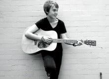 Frank Dixon - young australian singer