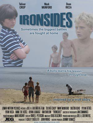 Ironsides Cover