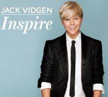Jack Vidgen Inspire