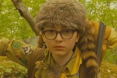 Jared Gilman as Sam in Moonrise Kingdom