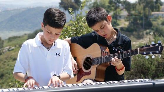 Kyle and Benjamin Sharp - Sharp Turn Ahead