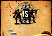 Green is Red 2012 poster
