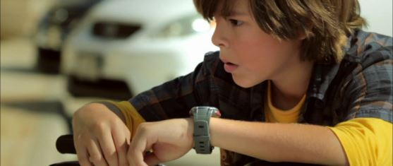 Kyle Kirk as Cooper in Cooper and the Castle Hills Gang (2011)