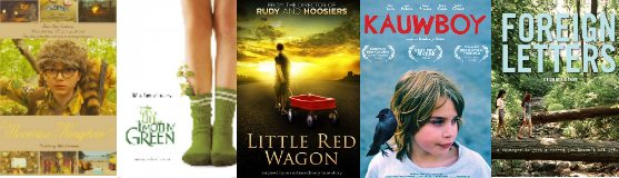 Fifth Annual Coming-of-Age Movie Awards Best Cinematography