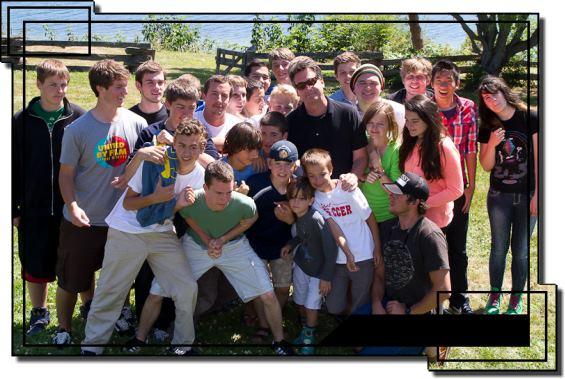 Prodigy Camp participants