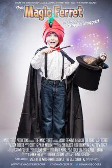 The Magic Ferret poster