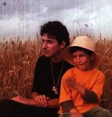Nikolay Yanchev as Jorre andHristo Herun as Kotze in Baklava 2007