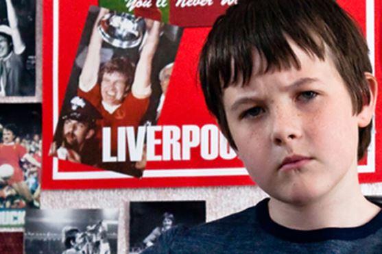 Scott Graham as Damian in Peter McDonald`s 2011 film Pentecost