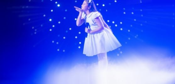 Gaia Cauchi winner of the 2013 Junior Eurovision Song Contest