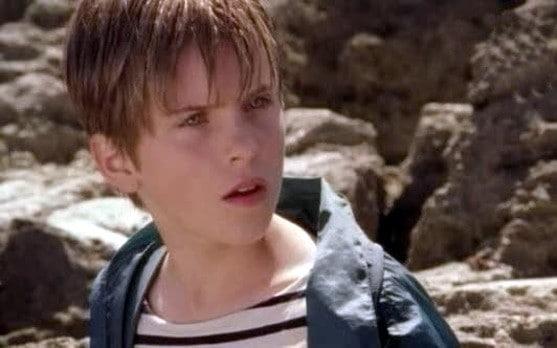 Katty Loisel as Marie in La traversee du phare