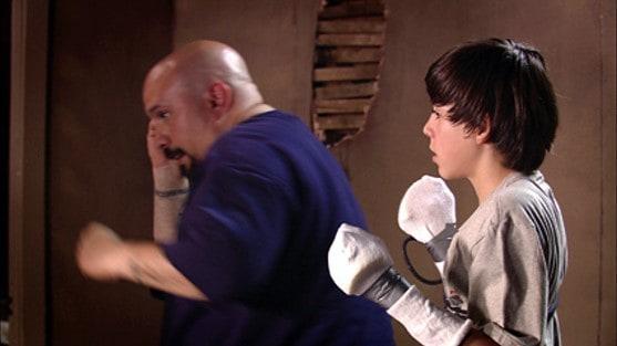 Tony Luke Jr. and Paul Orrantia in The Nail: The Story of Joey Nardone