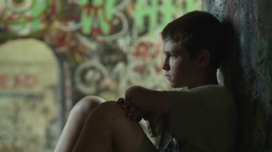 Ryan Jones as Tommy  in Hide Your Smiling Faces