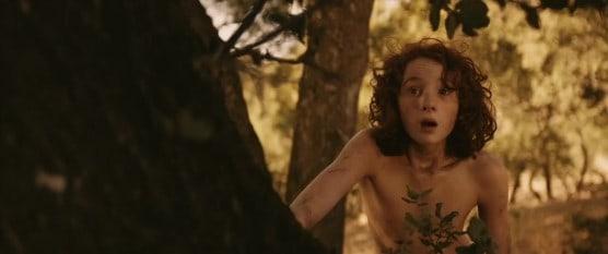 "Ian Hamrick as the "" varmit "" in VARMiNT (2012)"