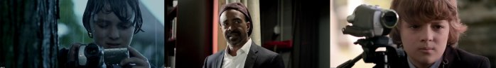 Toby Nichols and Tim Meadows in Chasing Ghosts