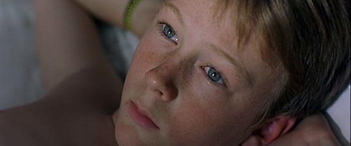 Oscar Copp as Max in Swing (2002)