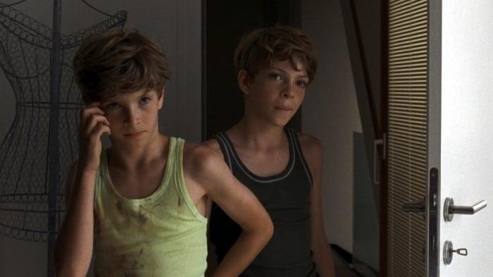 Lukas and Elias Schwarz