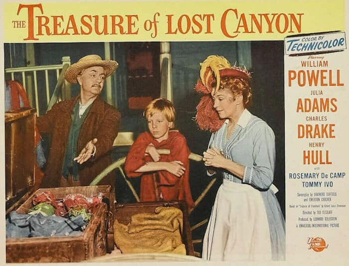 The Treasure of Lost Canyon – Universal Pictures Promo