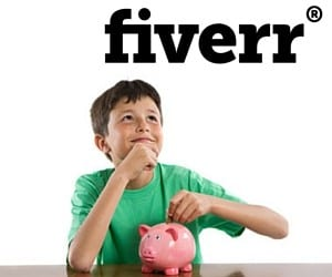 Get a free gig on fiverr