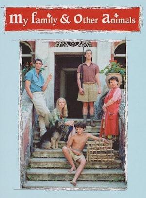 Cover_MyFamilyAndOtherAnimals2005