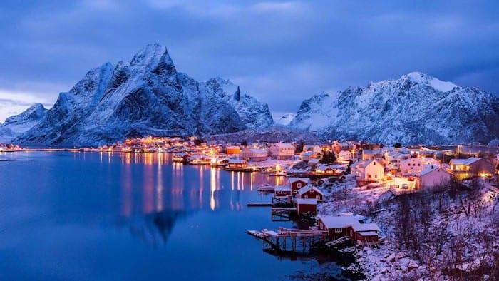 Lofoten , Norway