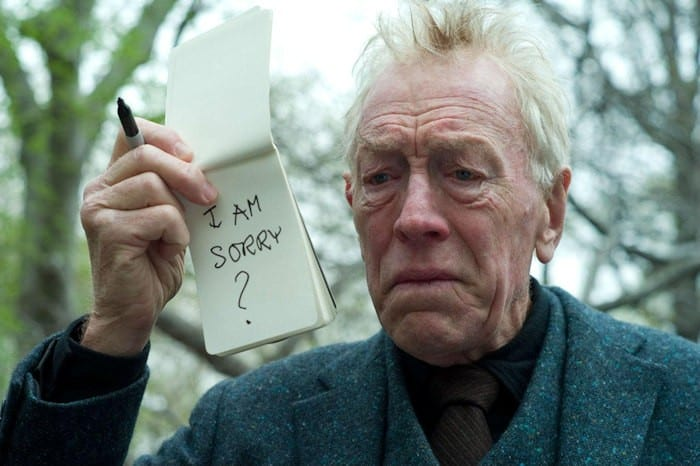 Max von Sydow in Extremely Loud & Incredibly Close