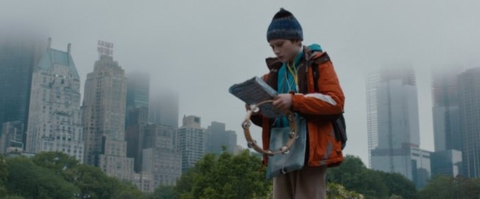 Thomas Horn as Oskar Schell in Extremely Loud & Incredibly Close (2011)