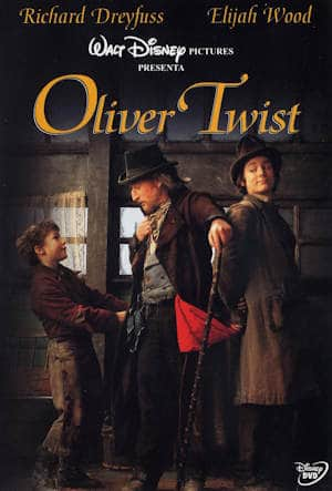oliver cover art